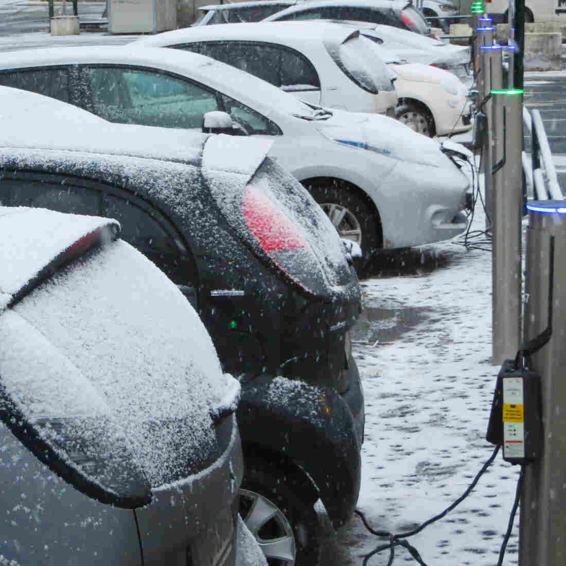 Norway Takes The Lead In Electric Cars (With Generous Subsidies)