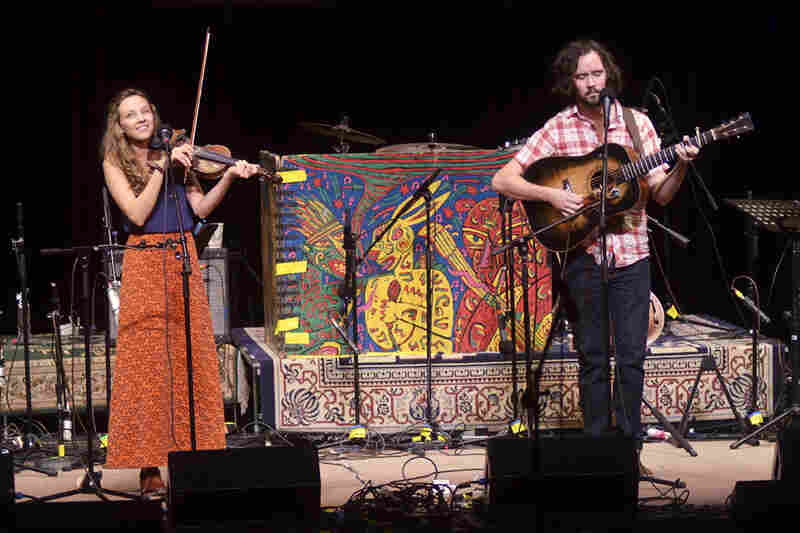 Mandolin Orange's sound has been compared to that of another southern duo - The Civil Wars.