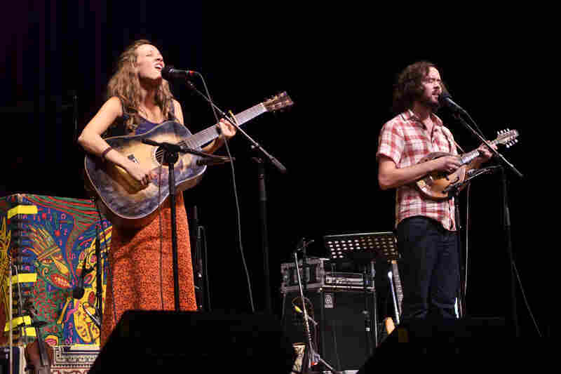 Mandolin Orange have recorded three albums in three years.