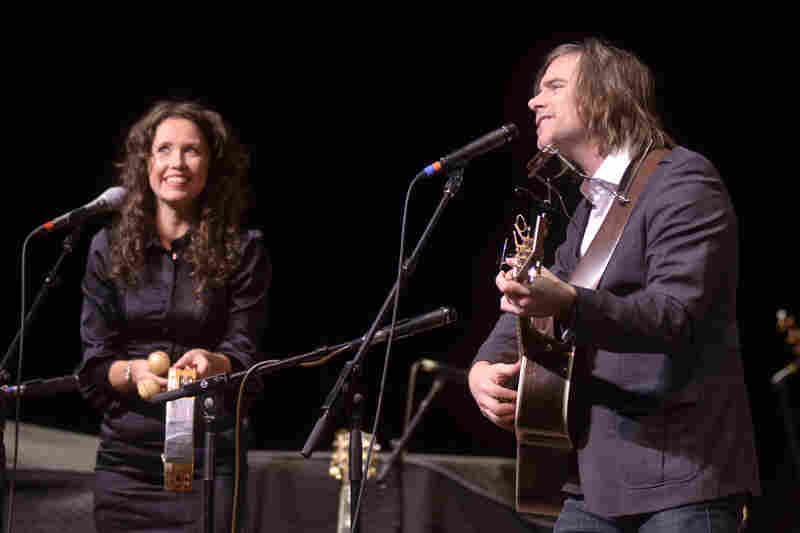 Sarah Lee Guthrie and Johnny Irion first began performing together in 1999.