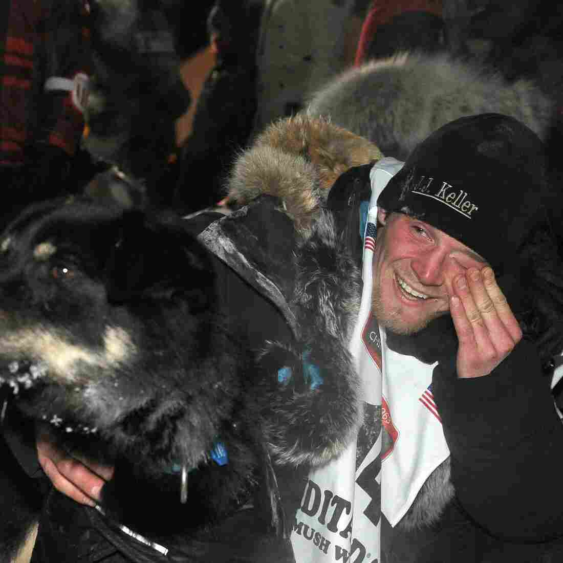 Dallas Seavey Wins Iditarod Despite Lack Of Snow, High Winds