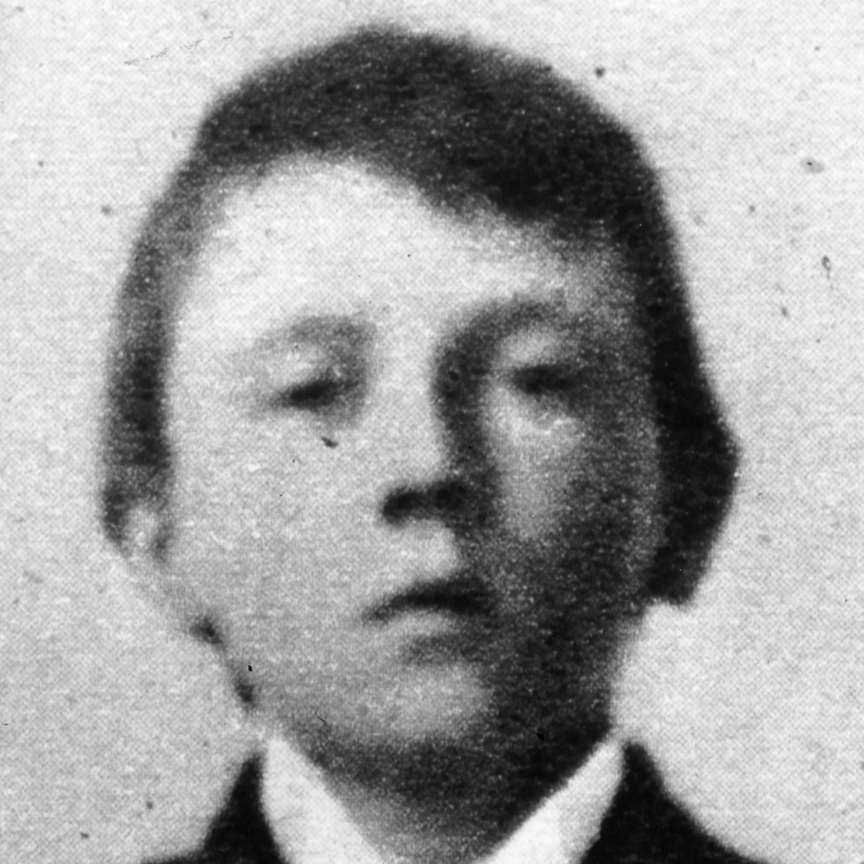 Austrian-born German dictator Adolf Hitler, as a 10-year-old boy.