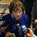 CIA Tampered With Senate Panel's Work, Feinstein Says