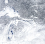 They're Melting! Great Lakes Come Close, But Miss Ice Record