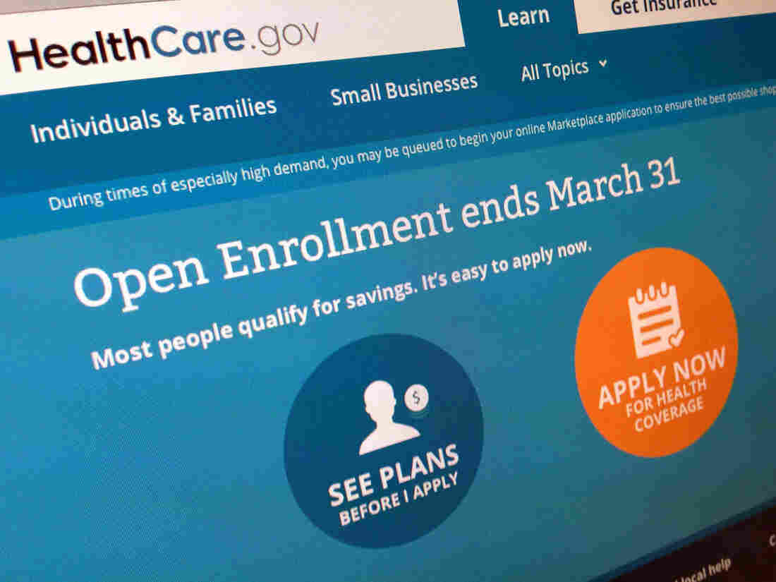 There are only a few more weeks for people to get health coverage on HealthCare.gov and state exchanges.