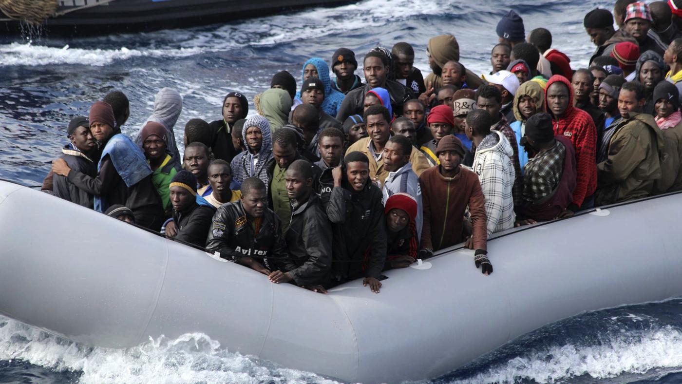 Afrikaner In Italien