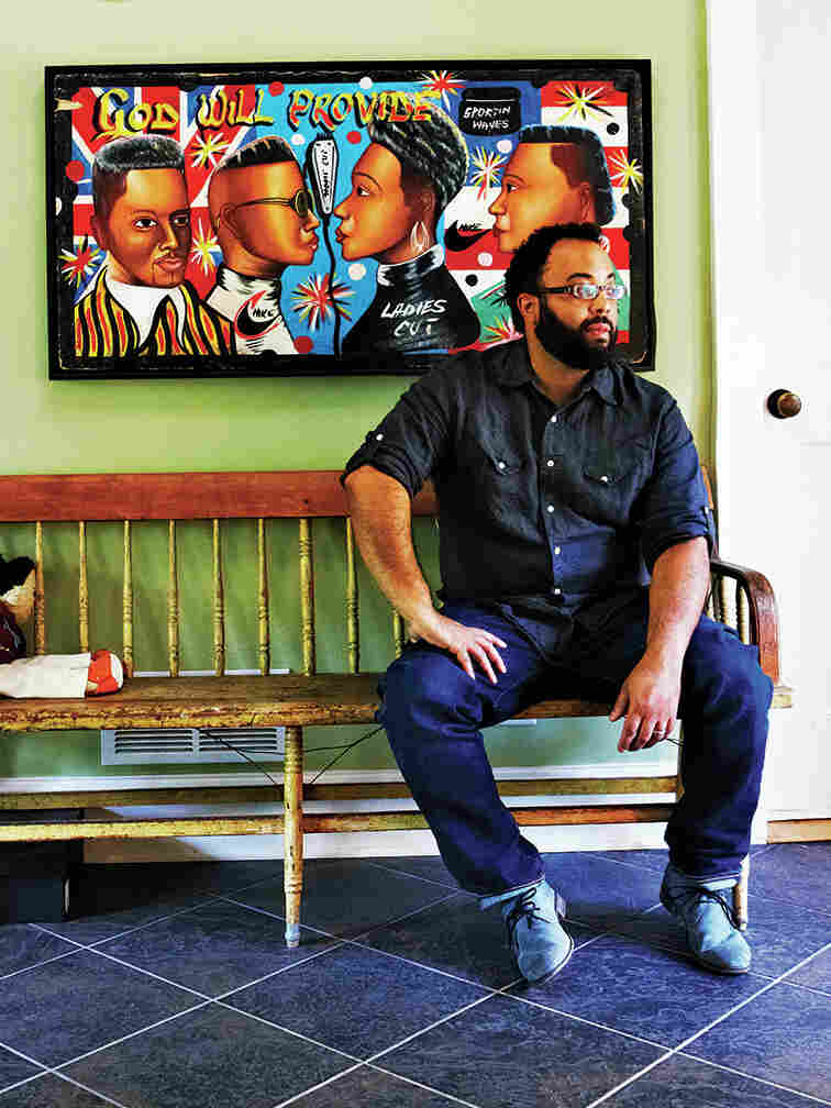 Kevin Young's 2012 essay collection The Grey Album: On The Blackness Of Blackness was a finalist for the National Book Critics Circle Award.