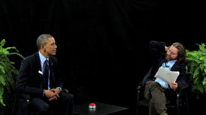 In an interview with comedian Zach Galifianakis on the Web series Between Two Ferns, President Obama pitched health insurance to a younger audience.