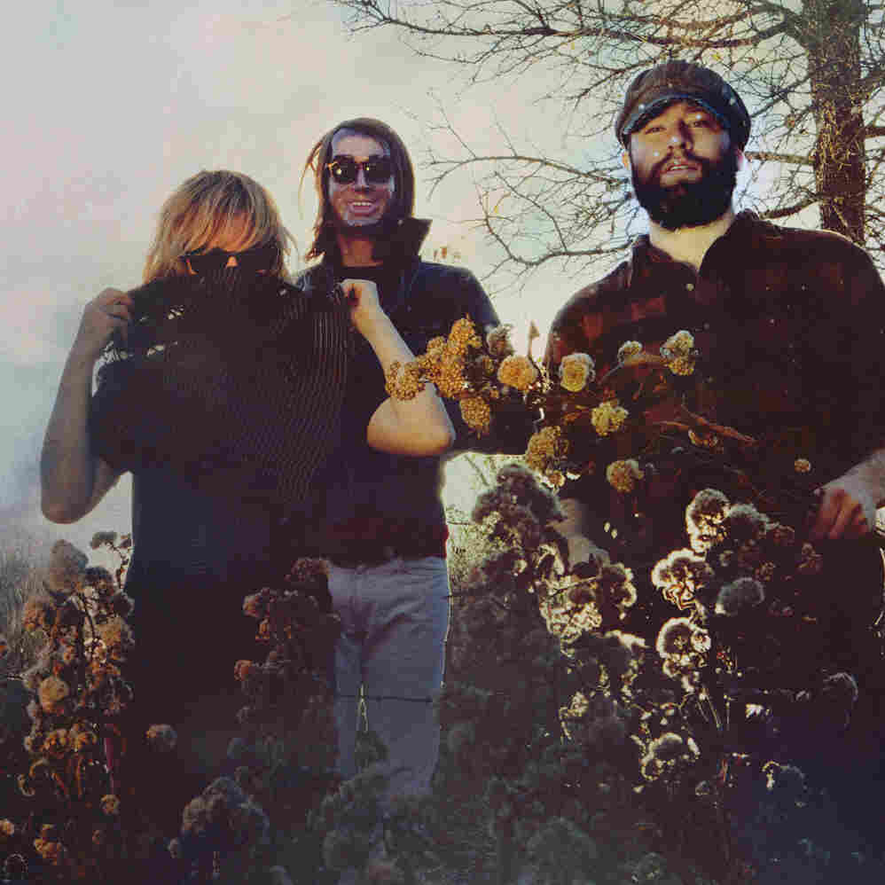 The Black Angels.