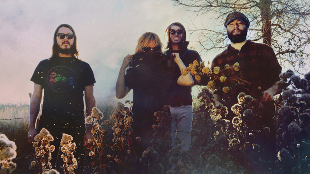 The Black Angels. (Courtesy of the artist)