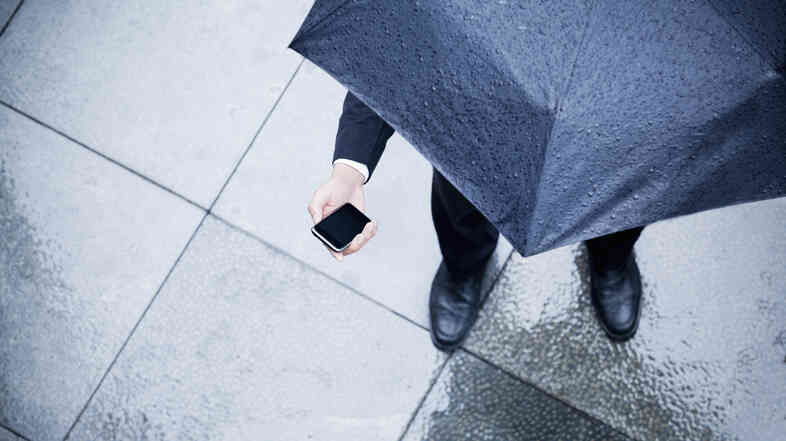 Weather got you down? Cheer up. Your social network feels — and is amplifying — your pain.