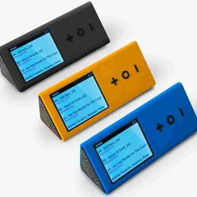 Visually, the Pono player is a relic, but what matters is how it sounds — better than any consumer device for listening to digital audio, according to founder Neil Young.