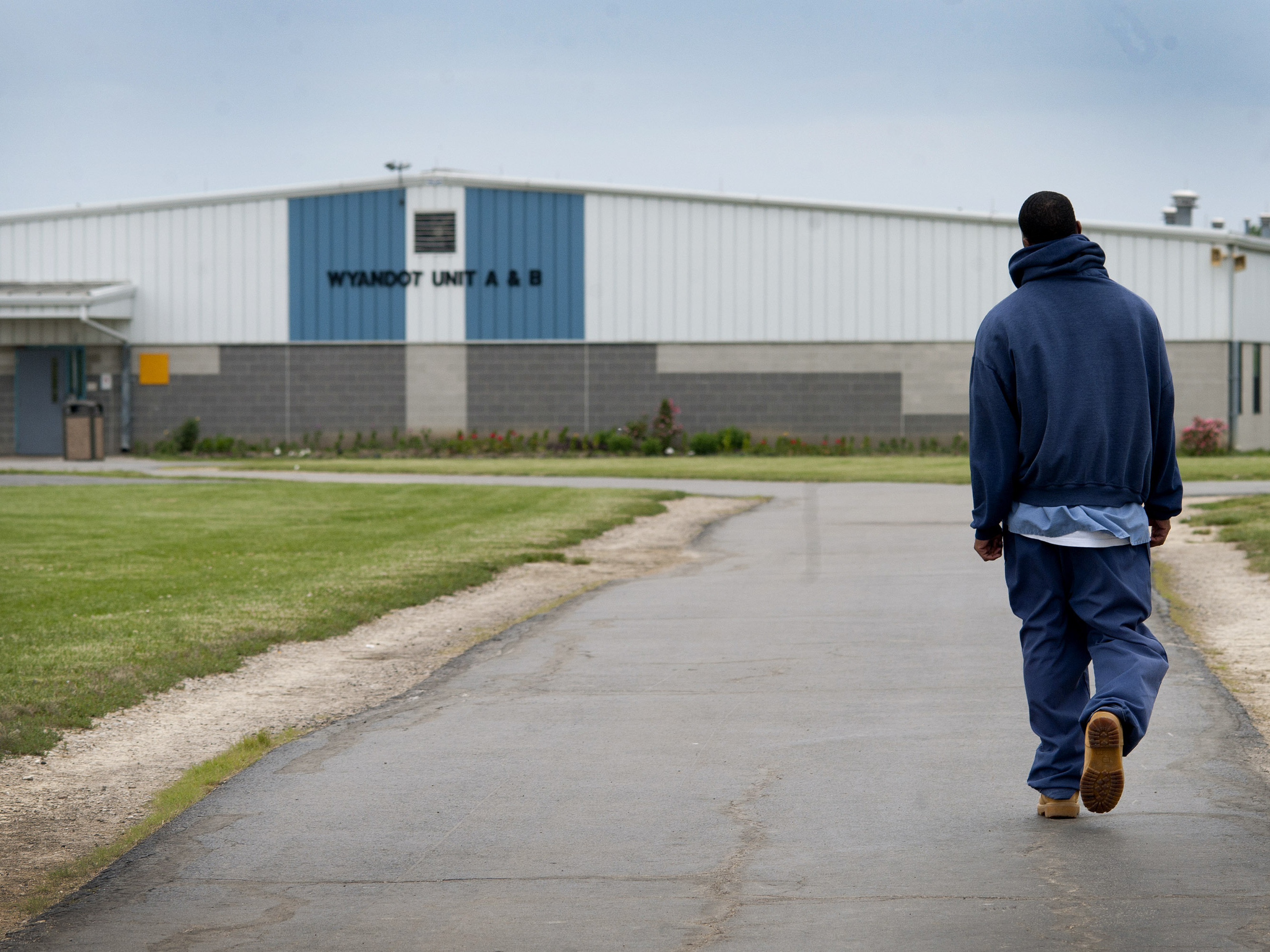Why For-Profit Prisons House More Inmates Of Color