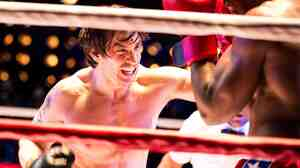 "Andy Karl stars in the musical adaptation of Rocky, the story of an underdog boxer who gets a shot at the world championship. ""You have to honor, I think, the integrity of what the original film is, but not be constrained by it,"" says Rocky producer Bill Taylor."