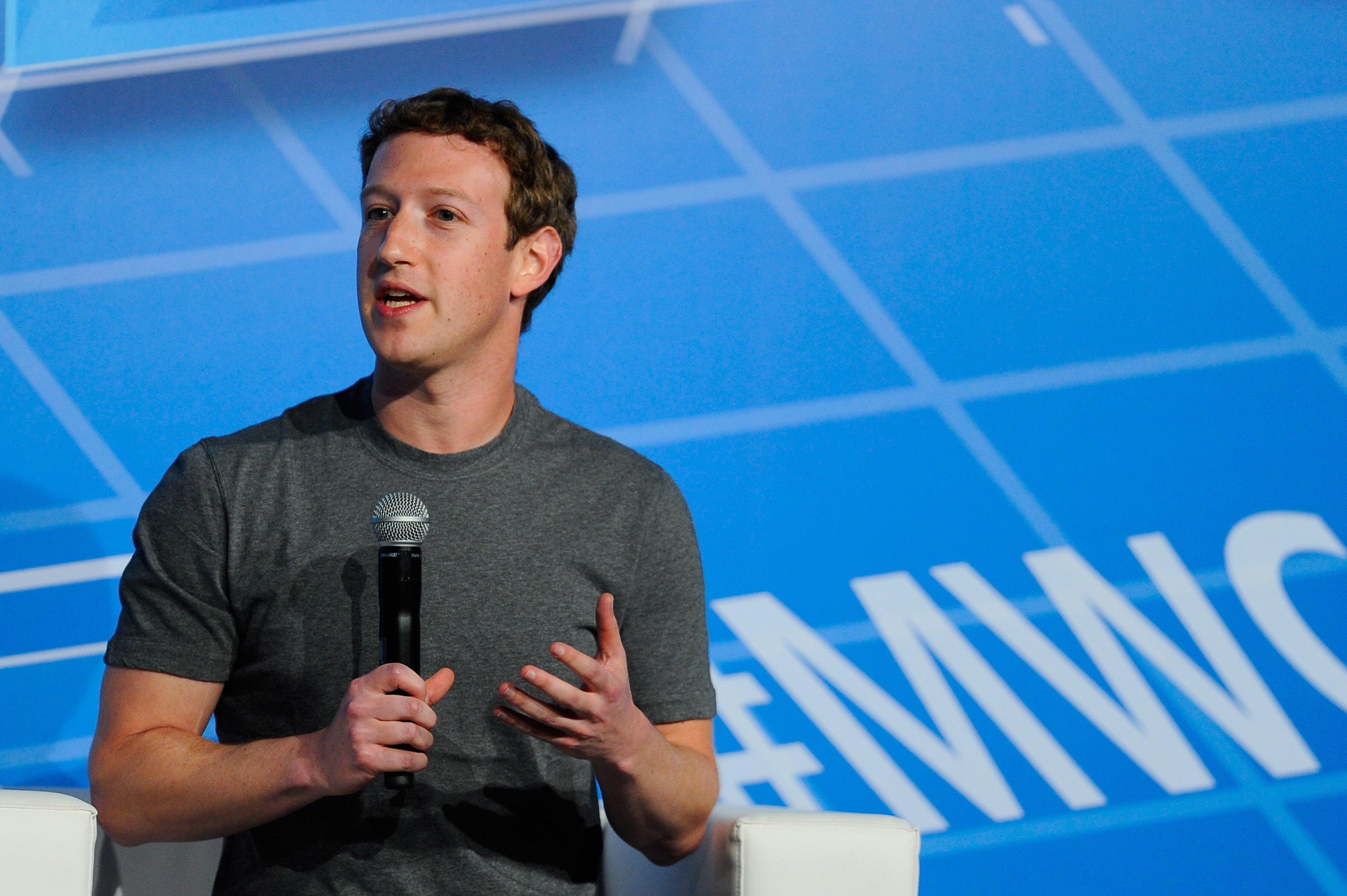 Facebook's Mark Zuckerberg Takes White House To Task Over Privacy