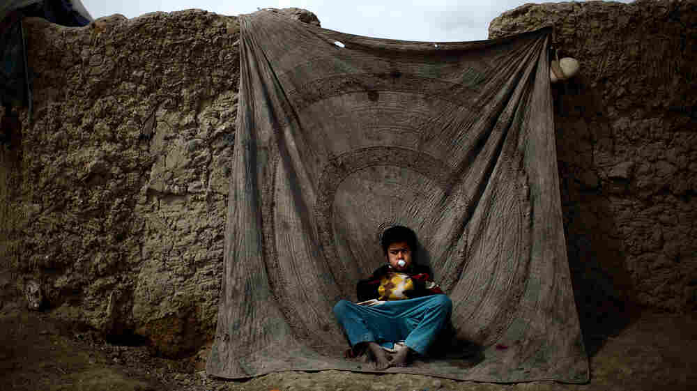 For Afghans In Camps, A Harsh Life With No End In Sight