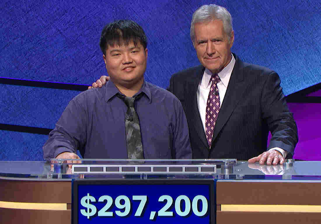 Jeopardy! contestant Arthur Chu was defeated on Wednesday's episode after amassing nearly $300,000.