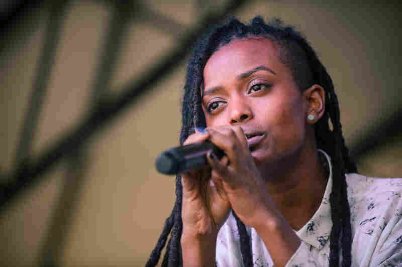The Mohawk audience got a peek into the future sonics of soul when Kelela played Spin's day party.