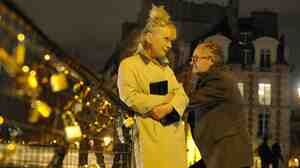 A middle-aged British couple (Lindsay Duncan and Jim Broadbent) attempts to re-create the sizzle of their Paris honeymoon