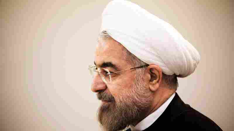 """Just as characters in the play """"Waiting for Godot"""" wait for someone named Godot, some believe that Iranian President Hassan Rouhani is Iran's only politician who can end the country's waiting when it comes to resolving a nuclear deal."""