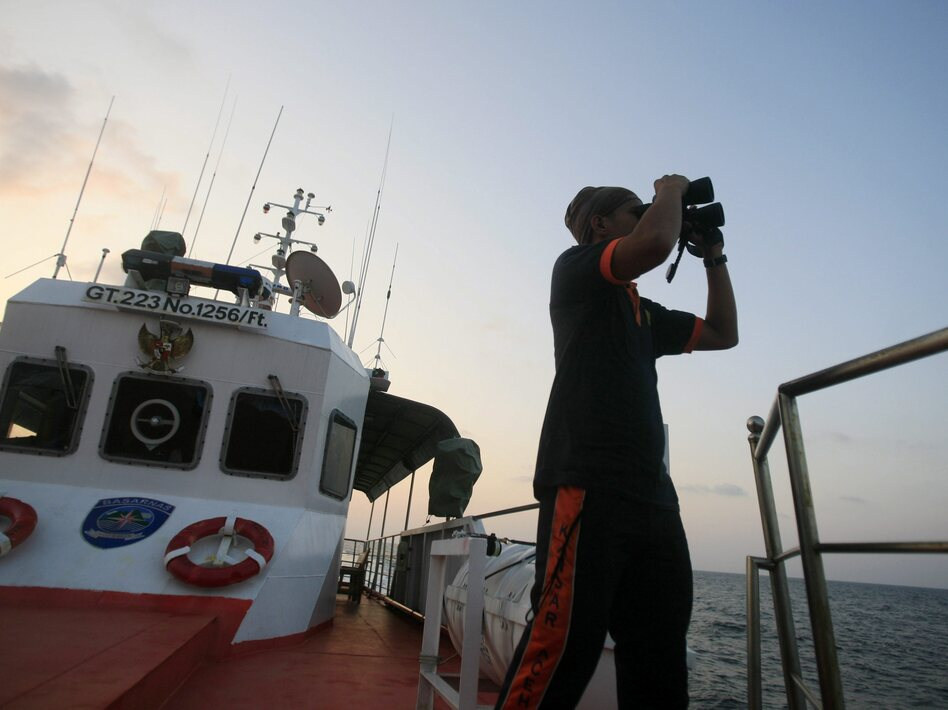 An international search is still underway, but more than a week later, there's till no sign of Flight 370.