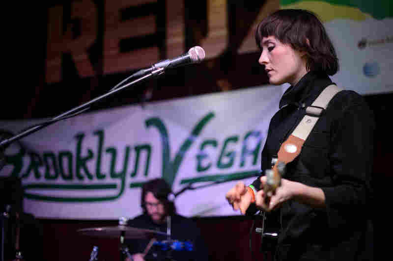 Cate Le Bon was a quiet respite from the SXSW noise at Red 7.