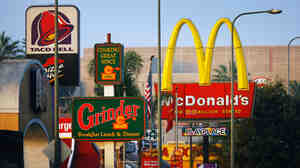 The density of fast-food joints where we live, work and commute could be a problem for our waistlines.