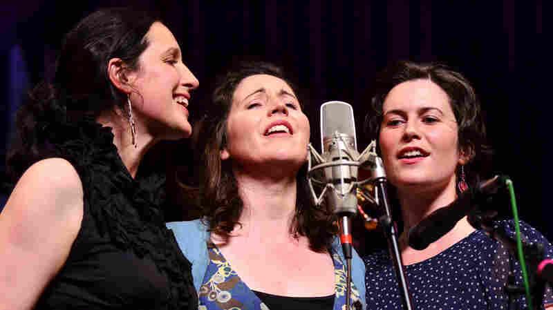 Irish Music Week On Mountain Stage: Part 4