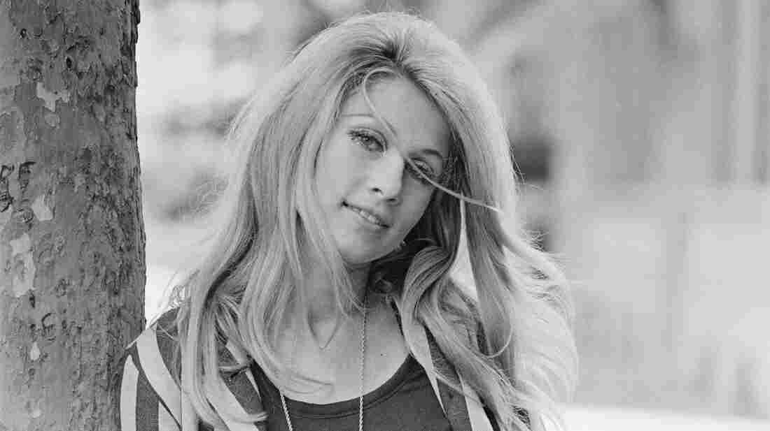 Socialite and actress Baby Jane Holzer, seen here in 1966, was one of artist Andy Warhol's first superstars.
