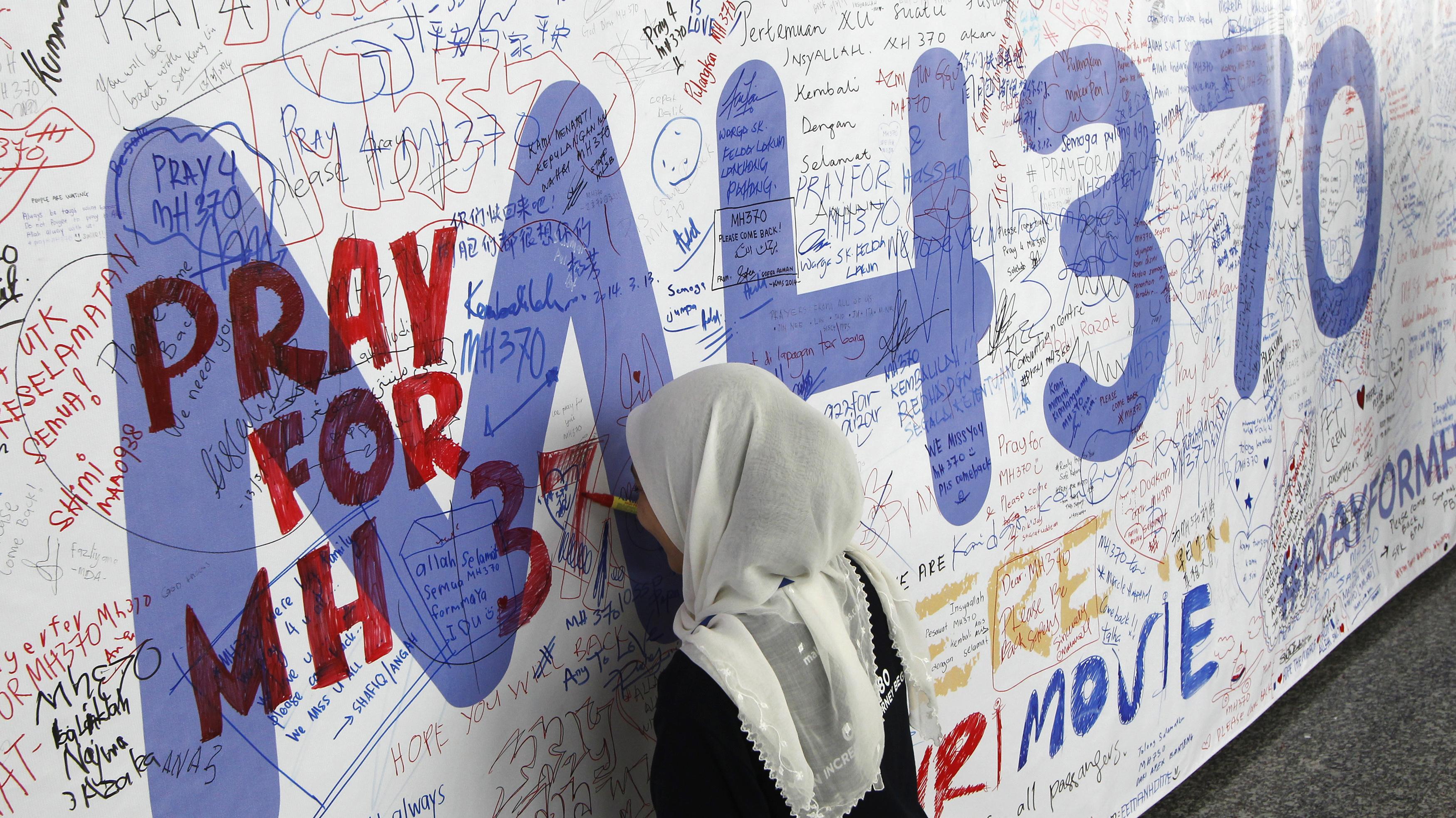 Missing Jet Reportedly Kept Sending Signals For 5 1/2 Hours