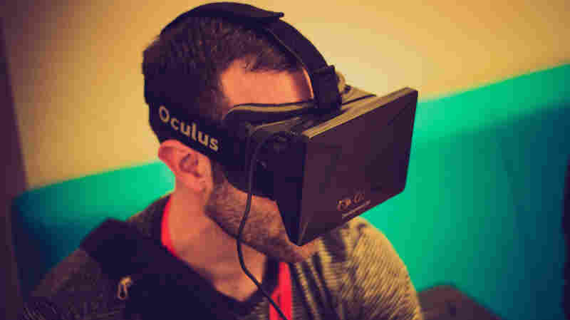 Goggles Bring Virtual Reality Closer To Your Living Room