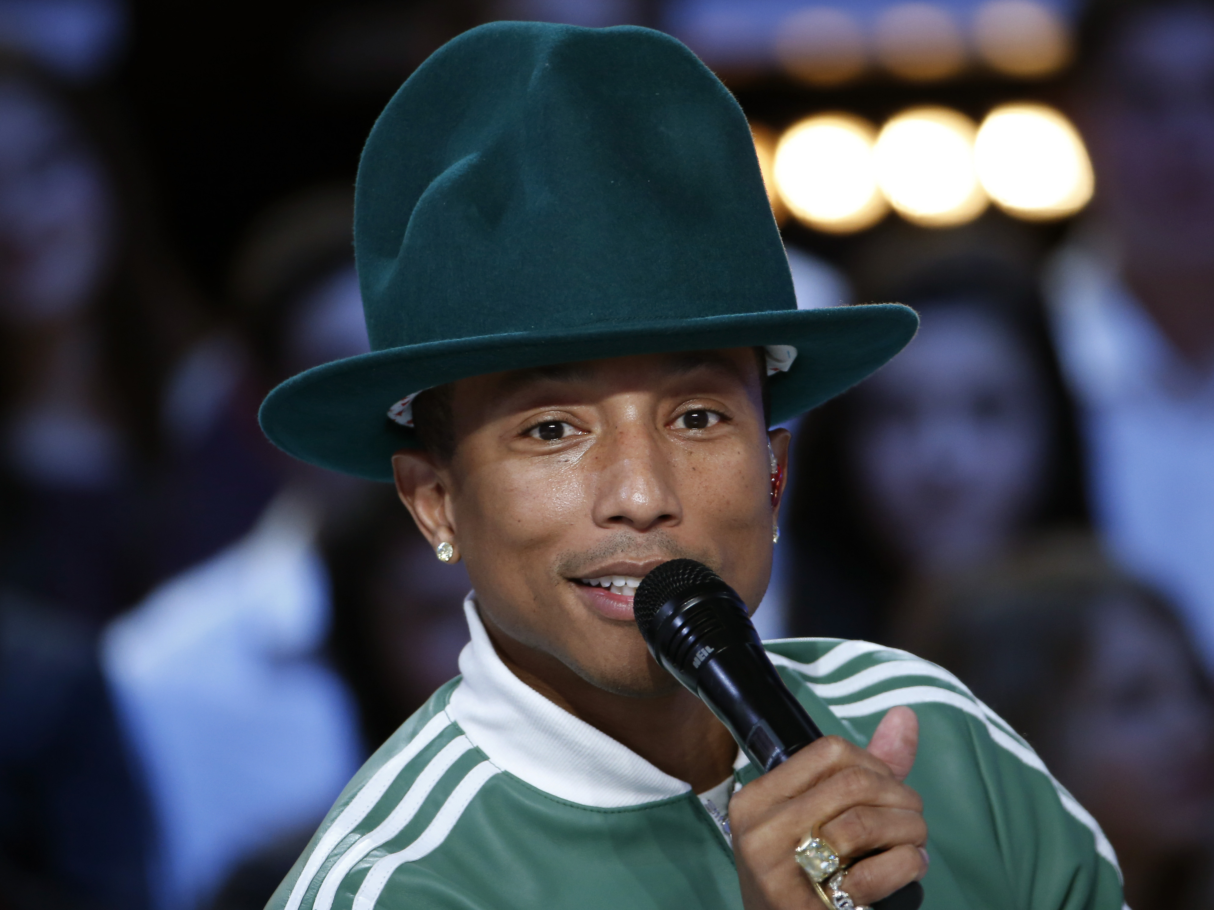 Get Lucky On St. Patrick's Day With These 25 R&B Songs