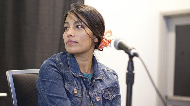 Chilean rapper Ana Tijoux in conversation with NPR's Alt.Latinoat SXSW 2014.