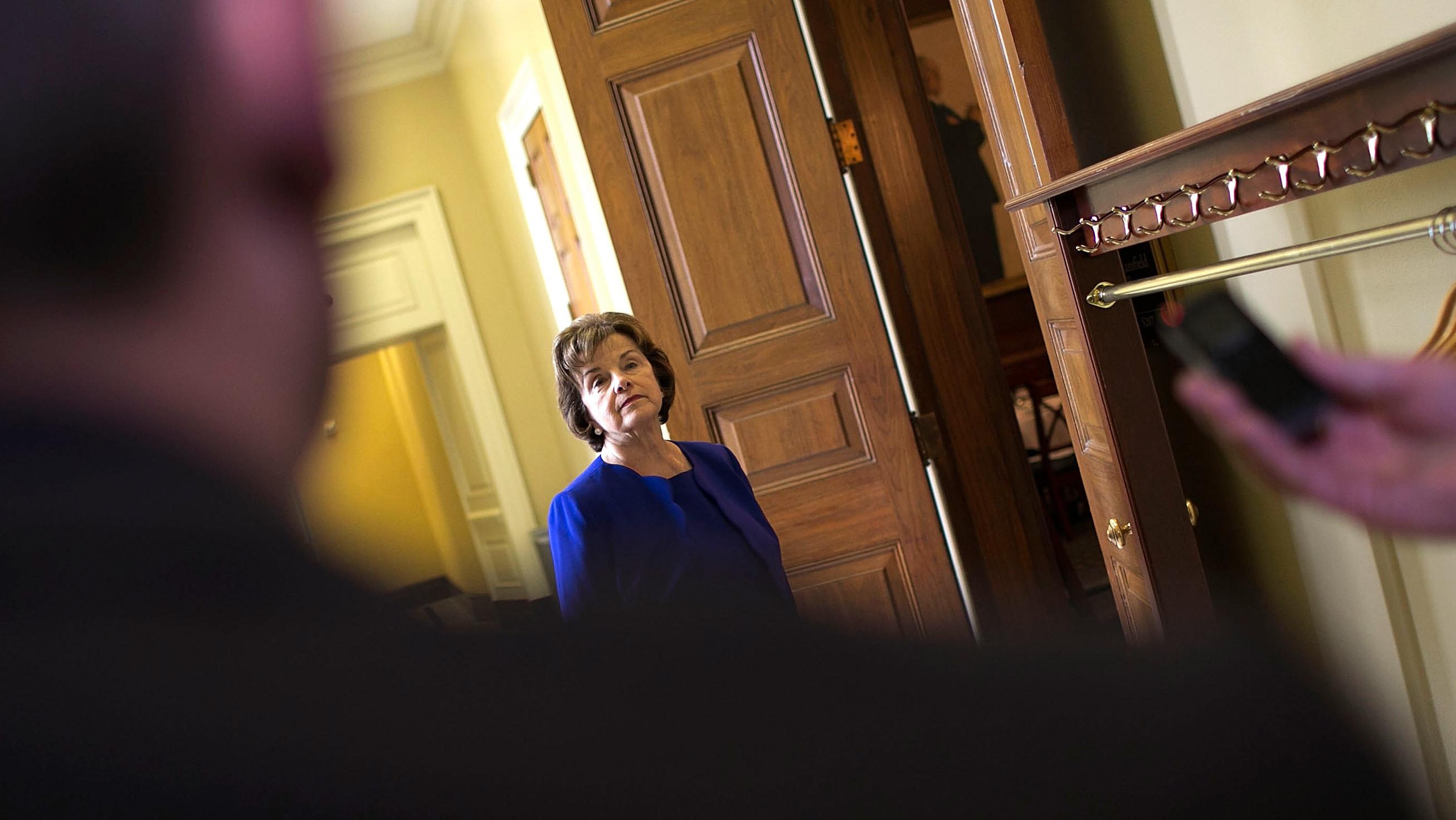 Senate-CIA Clash Goes Behind Closed Doors