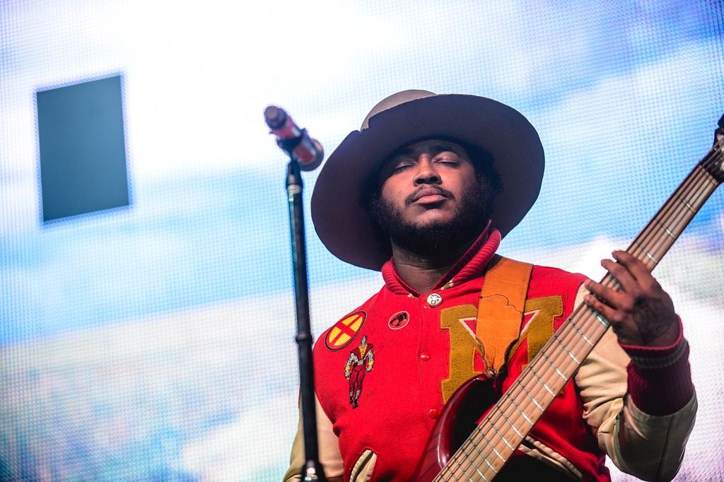 Thundercat at Austin Music Hall.