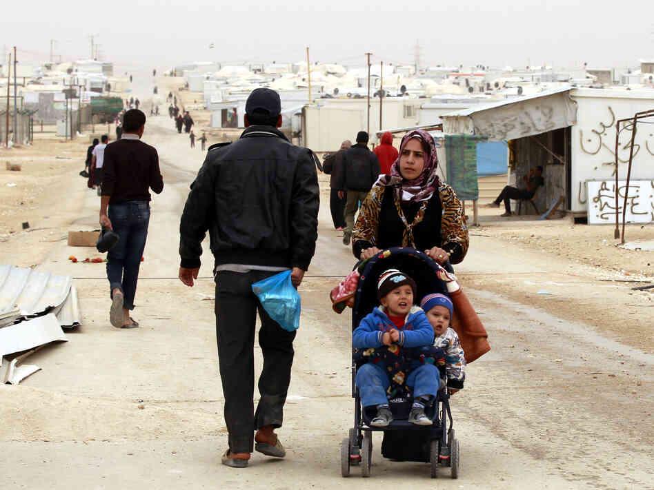 Saudi Aid Enhance To Syrian Rebels Places Jordan In danger
