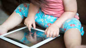 With tablet technology still relatively new, pediatricians are trying to understand how interactive media affects children.