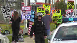 Westboro Baptist Founder Is 'On The Edge Of Death,' Son Says