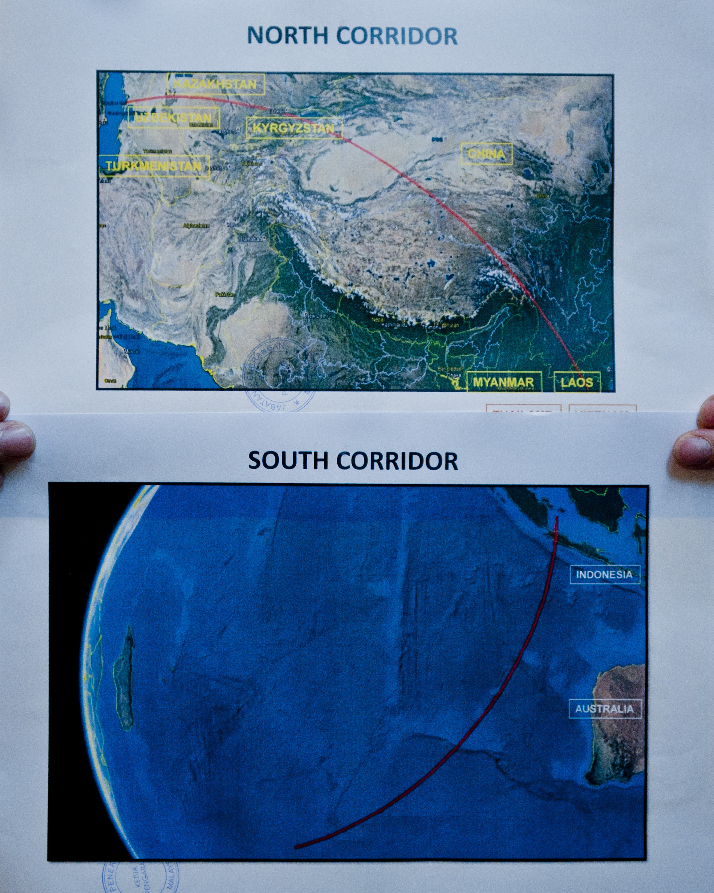 Search For Flight MH370 Reportedly Largest In History