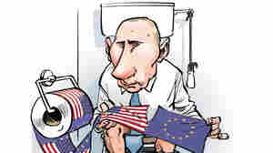 Double Take 'Toons: Punishment Fits The Crimea?