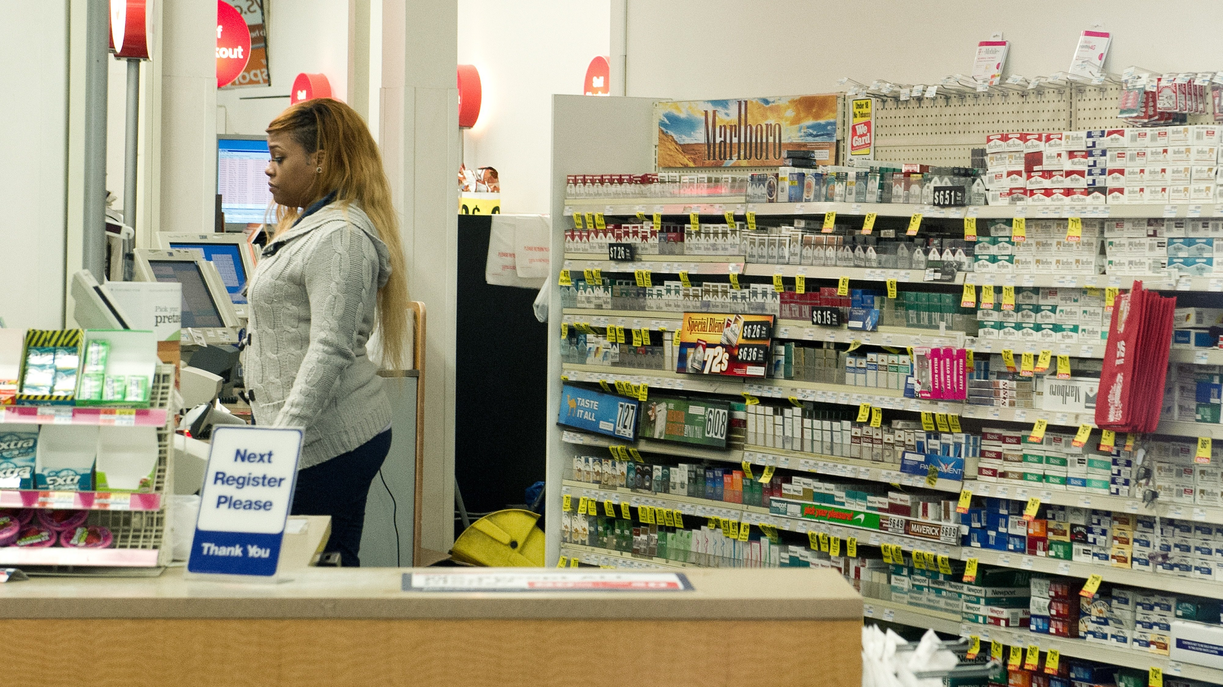 Attorneys General Ask Big Retailers To Pull Tobacco From Stores