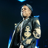 Jay-Z performs during his Magna Carter world tour this past January.