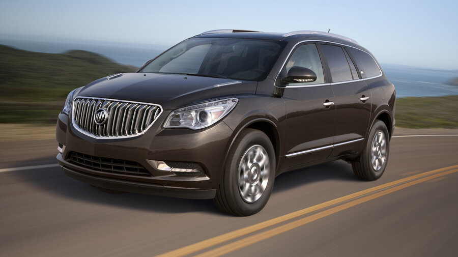 2011 Buick Enclave Safety Recalls