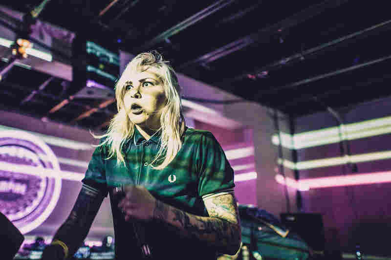 Sara Taylor of Youth Code.