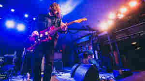 British post-punk band Eagulls performs at NPR Music's SXSW showcase.