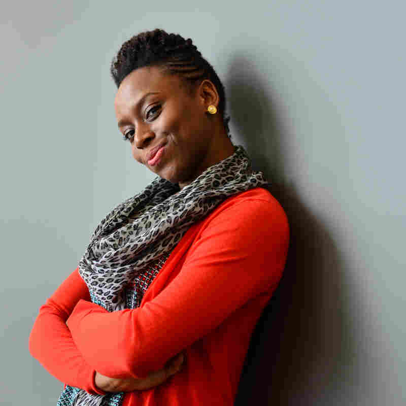 Chimamanda Ngozi Adichie won a National Book Critics Circle award for her novel Americanah.
