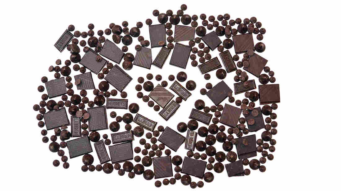 Bacteria in your gut can break down the antioxidants in chocolate into smaller, anti-inflammatory compoun