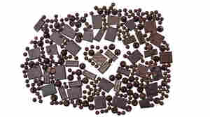 Bacteria in your gut can break down the antioxidants in chocolate into smaller, anti-inflammatory compounds.