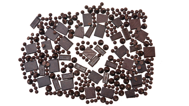 Bacteria in your gut can break down the antioxidants in chocolate into smaller, anti-inflammatory compounds. (NPR)