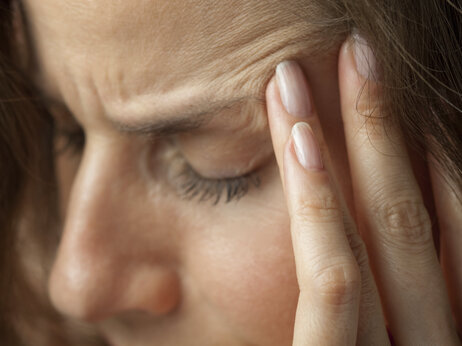 Younger women are most likely to go to the doctor with a headache.